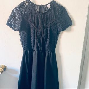 🛍BOGO FREE🛍 H&M Black Lace Dress